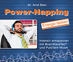Power-Napping - BrainWaveTec von Dr. Stein